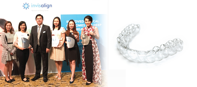 Invisalign Diamond Provider Award