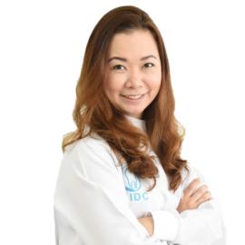 ทันตแพทย์หญิง ยิ่งมณี เจิมธเนต DDS.,MSc.,