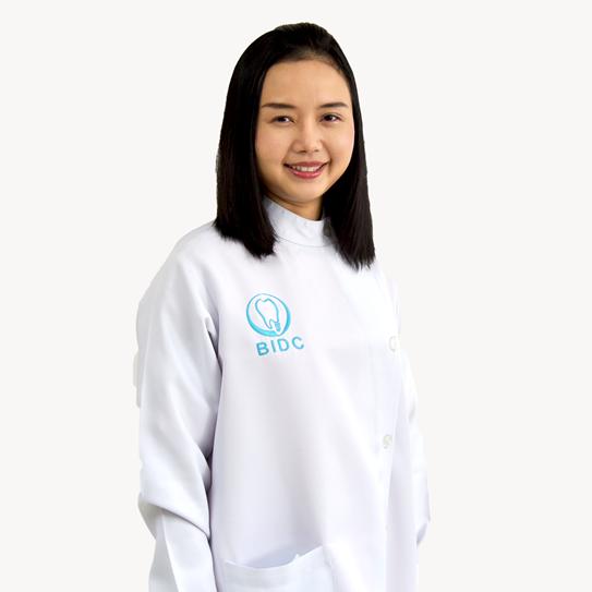ทันตแพทย์หญิง วรรณวดี ชีวินวนกิจกุลDDS., MSD.