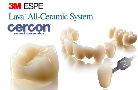 cosmetic dentistry ceramic crowns
